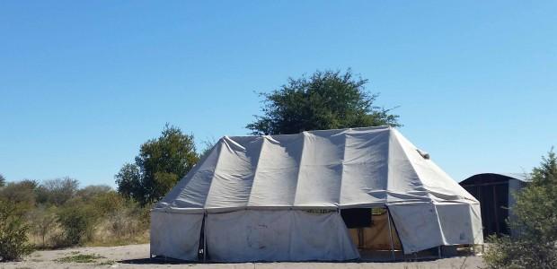 Namibya'da Tsumkwe Bölgesi San Toplulukları Kırsal Kalkınma Programı Devam Ediyor - 1