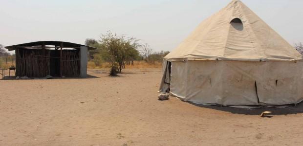 Namibya'da Tsumkwe Bölgesi San Toplulukları Kırsal Kalkınma Programı Devam Ediyor - 3