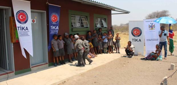 Namibya'da Tsumkwe Bölgesi San Toplulukları Kırsal Kalkınma Programı Devam Ediyor - 4