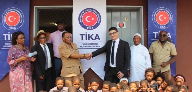 Namibya'da Tsumkwe Bölgesi San Toplulukları Kırsal Kalkınma Programı Devam Ediyor - 5