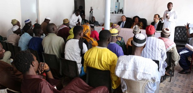 TİKA'dan Gambiya'da Sel Mağdurlarına Yardım - 2