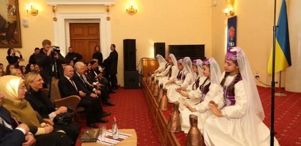 """أمينة أردوغان تفتتح مشاريعًا لـ""""تيكا"""" التركية بإحدى الجامعات الأوكرانية - 7"""