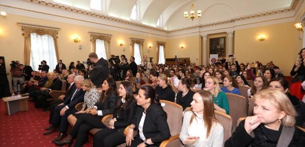 Emine Erdoğan Ukrayna'da TİKA Projelerini Açtı - 8