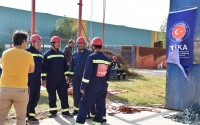 Latin American Training Program for Firefighting