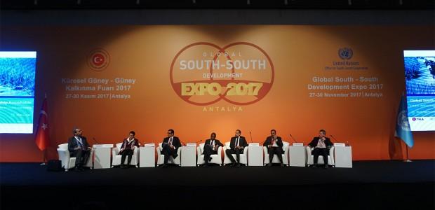 Küresel Güney Güney İşbirliği Kalkınma Fuarı TİKA'nın Desteği İle Gerçekleşti - 5