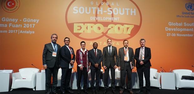 Küresel Güney Güney İşbirliği Kalkınma Fuarı TİKA'nın Desteği İle Gerçekleşti - 3