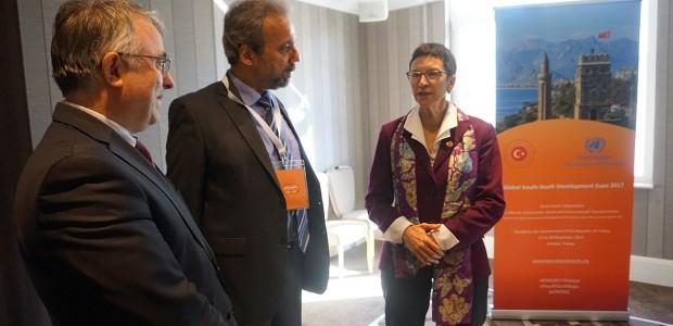 Küresel Güney Güney İşbirliği Kalkınma Fuarı TİKA'nın Desteği İle Gerçekleşti - 4