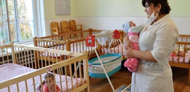 تيكا التركية تساهم في تجهيز مركز لرعاية الأيتام في قرغيزيا - 4