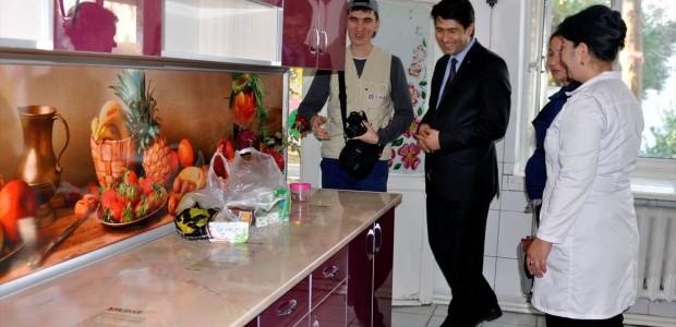 تيكا التركية تساهم في تجهيز مركز لرعاية الأيتام في قرغيزيا - 2