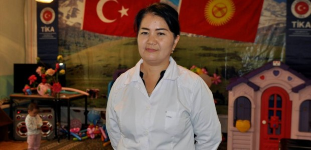 تيكا التركية تساهم في تجهيز مركز لرعاية الأيتام في قرغيزيا - 3