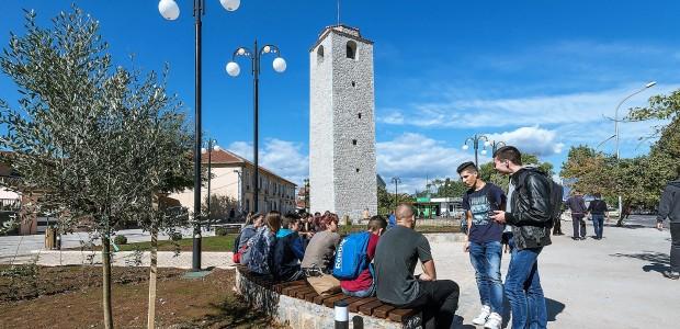 """""""تيكا"""" التركية ترمم أبراج الساعات العثمانية في البلقان - 2"""