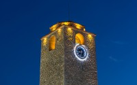 """""""تيكا"""" التركية ترمم أبراج الساعات العثمانية في البلقان"""