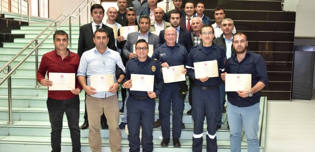 Support for Colombian Firefighters by TİKA - 3