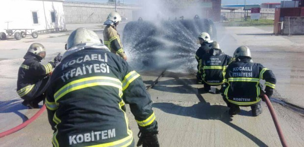Support for Colombian Firefighters by TİKA - 5