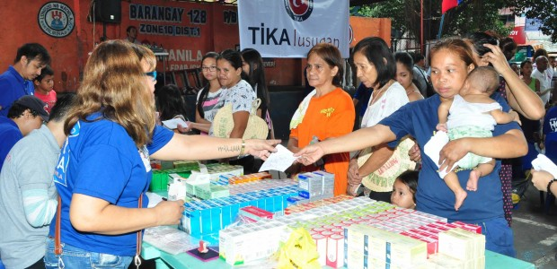 Health Screening in 6 Different Regions of Manila - 2