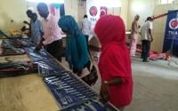 """""""تيكا"""" التركية تقدم تجهيزات لورشات التعليم المهني في السودان"""