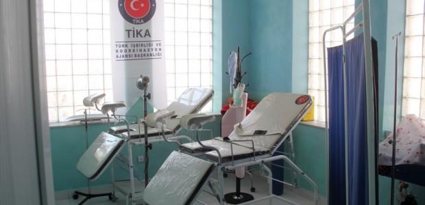 """""""تيكا"""" التركية تفتتح مركزًا طبيًا في """"بلخ"""" شمالي أفغانستان - 1"""