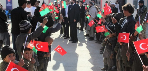 """""""تيكا"""" التركية تفتتح مركزًا طبيًا في """"بلخ"""" شمالي أفغانستان - 3"""