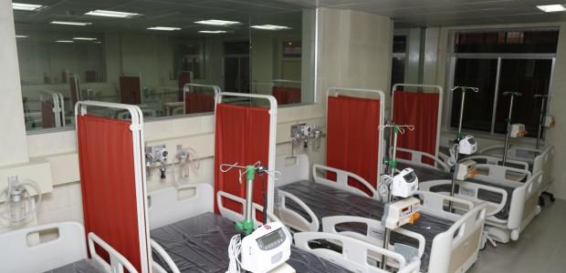 Başbakan Yıldırım Bangladeş'te TİKA Tarafından Yaptırılan Kemoterapi Ünitesinin Açılışını Yaptı - 4