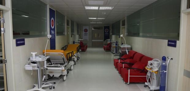 Başbakan Yıldırım Bangladeş'te TİKA Tarafından Yaptırılan Kemoterapi Ünitesinin Açılışını Yaptı - 5