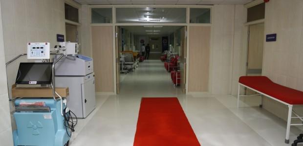 Başbakan Yıldırım Bangladeş'te TİKA Tarafından Yaptırılan Kemoterapi Ünitesinin Açılışını Yaptı - 7