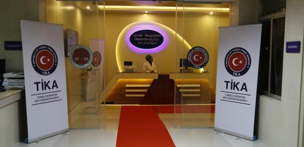 Başbakan Yıldırım Bangladeş'te TİKA Tarafından Yaptırılan Kemoterapi Ünitesinin Açılışını Yaptı - 8