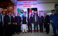 Başbakan Yıldırım Bangladeş'te TİKA Tarafından Yaptırılan Kemoterapi Ünitesinin Açılışını Yaptı