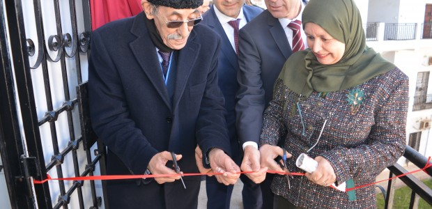 TİKA Cezayir II Üniversitesi'nde Dil Laboratuvarı Kurdu - 1
