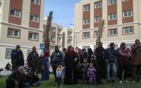 """""""شقق تيكا السكنية"""".. حياة جديدة لـ 320 عائلة بغزة"""