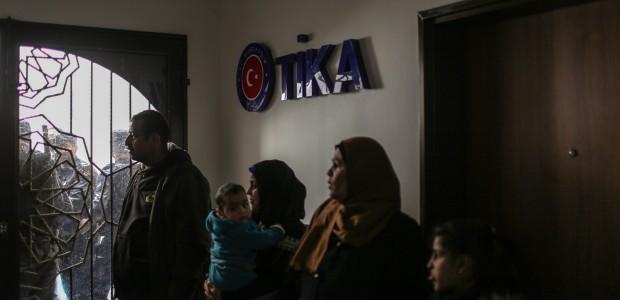"""""""شقق تيكا السكنية"""".. حياة جديدة لـ 320 عائلة بغزة - 2"""