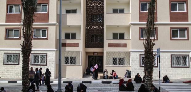 """""""شقق تيكا السكنية"""".. حياة جديدة لـ 320 عائلة بغزة - 4"""