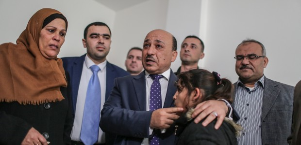 """""""شقق تيكا السكنية"""".. حياة جديدة لـ 320 عائلة بغزة - 5"""