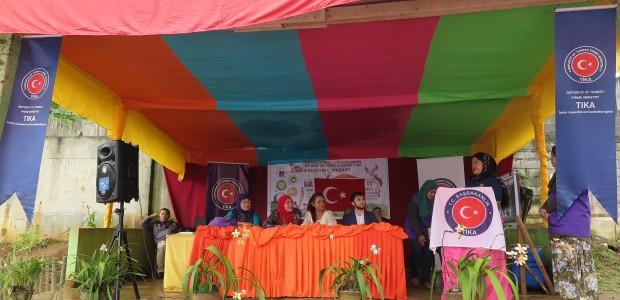 """""""Haydi Çocuklar Doysun Marawi"""" Beslenme Projesi - 3"""