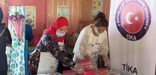 """""""Haydi Çocuklar Doysun Marawi"""" Beslenme Projesi - 5"""
