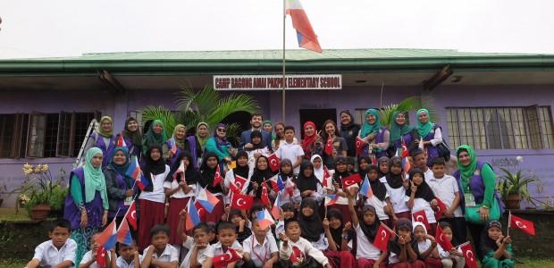 """""""Haydi Çocuklar Doysun Marawi"""" Beslenme Projesi - 6"""