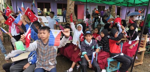 """""""Haydi Çocuklar Doysun Marawi"""" Beslenme Projesi - 7"""