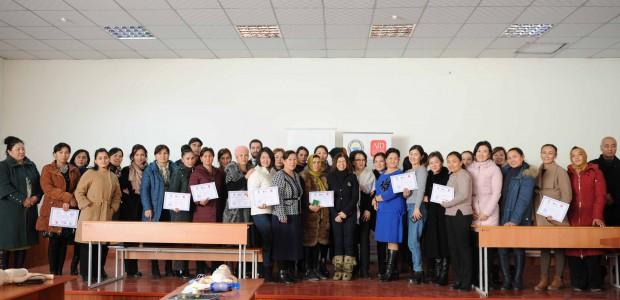 TİKA'dan Kırgız Sağlık Personeline Eğitim - 4