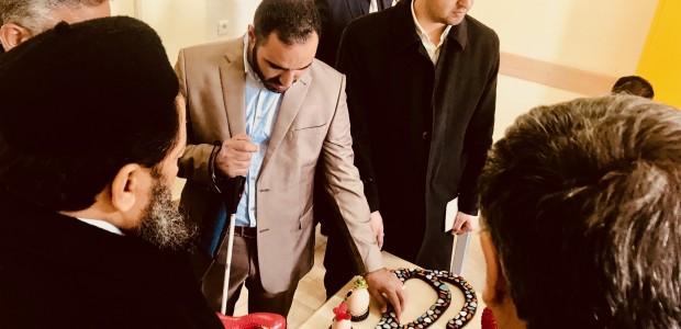 Libyalı Görme Engelliler İçin Beyaz Baston Projesi Devam Ediyor - 6