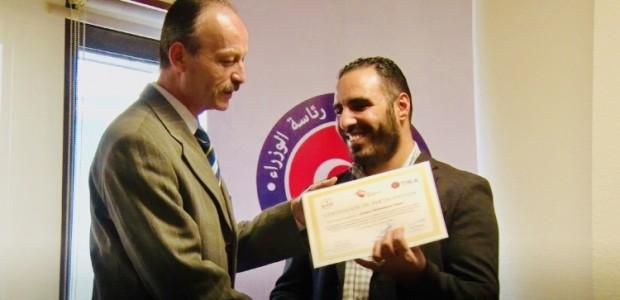 Libyalı Görme Engelliler İçin Beyaz Baston Projesi Devam Ediyor - 2