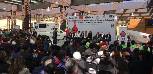 Deprem Yaralarını Sarmaya Çalışan Meksika'ya TİKA'nın Desteği Devam Ediyor - 5