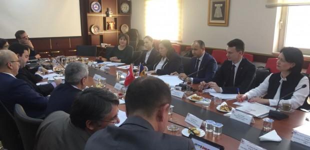 Türk Moldova Gümrük İdaresi İşbirliği Programı Başladı - 1