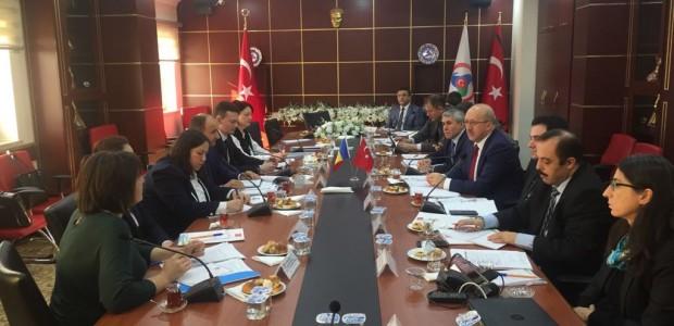 Türk Moldova Gümrük İdaresi İşbirliği Programı Başladı - 2