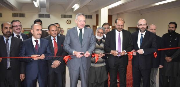 Pakistan Milli Kütüphanesi'ne Türk Köşesi - 1