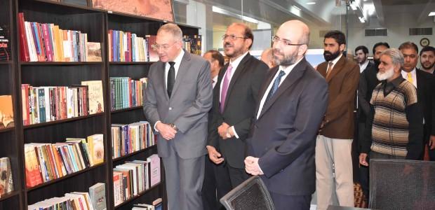 Pakistan Milli Kütüphanesi'ne Türk Köşesi - 2