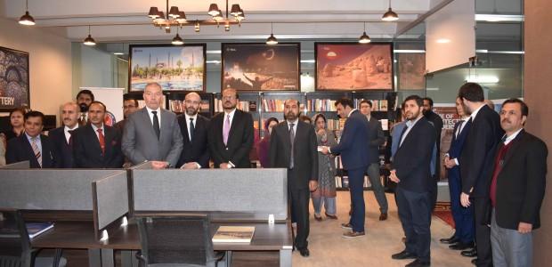 Pakistan Milli Kütüphanesi'ne Türk Köşesi - 4