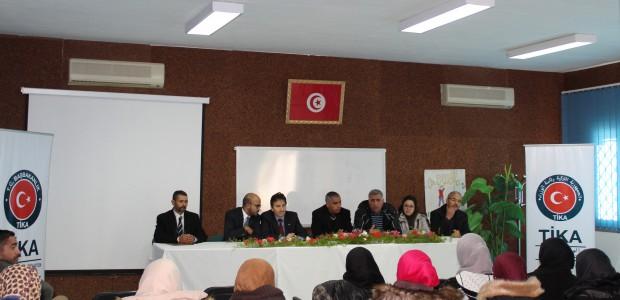 Tunus'ta Kadın ve Gençlere Yönelik Kırsal Kalkınma Projesi Tamamlandı - 3