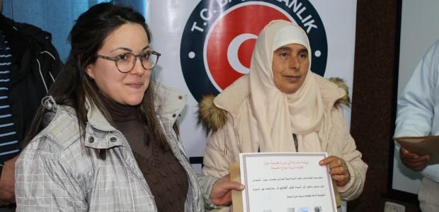 Tunus'ta Kadın ve Gençlere Yönelik Kırsal Kalkınma Projesi Tamamlandı - 1