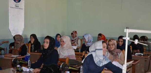 TİKA Afganistan'da Mesleki Eğitime Desteğini Sürdürüyor - 1