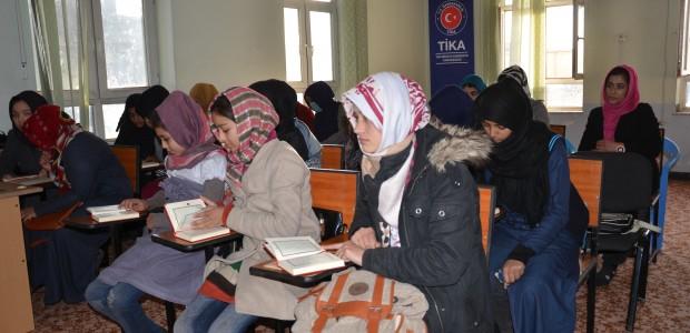 TİKA Afganistan'da Mesleki Eğitime Desteğini Sürdürüyor - 3