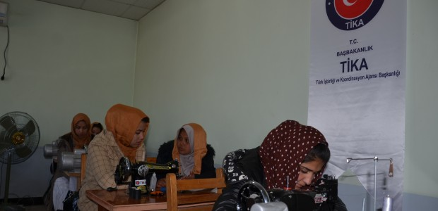 TİKA Afganistan'da Mesleki Eğitime Desteğini Sürdürüyor - 4